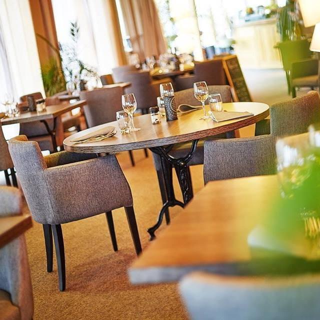 Sur Le Green, Golf, Salle Du restaurant